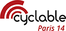 Cyclable Paris 14